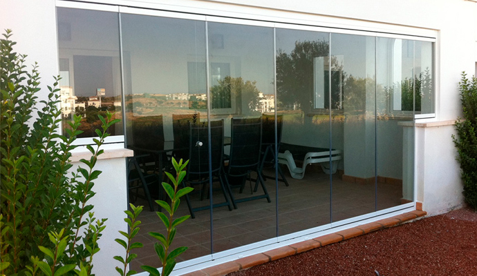 glass curtain systems
